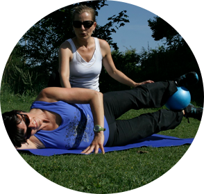 Pilates Trainer Berlin Charlottenburg